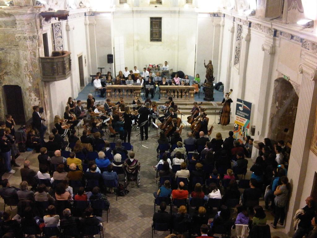 Evento passato: concerto dell' Orchestra MUSIKSCHULE HEINSBERG